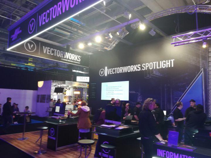 PLS 2019 Vectorworks