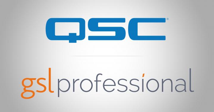 QSC gsl professional