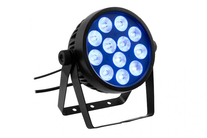 Steinigke Eurolite LED 7C Silent Slim Spot
