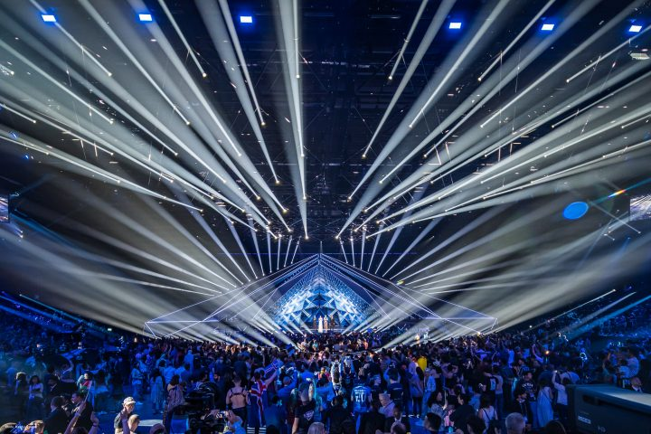 Claypaky Eurovision Song Contest 2019