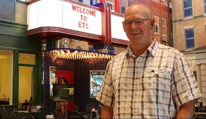 ETC New CEO Dick Titus