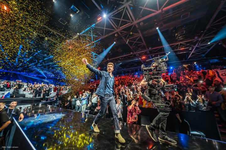 DTS Lighting Eurovision Song Contest 2019