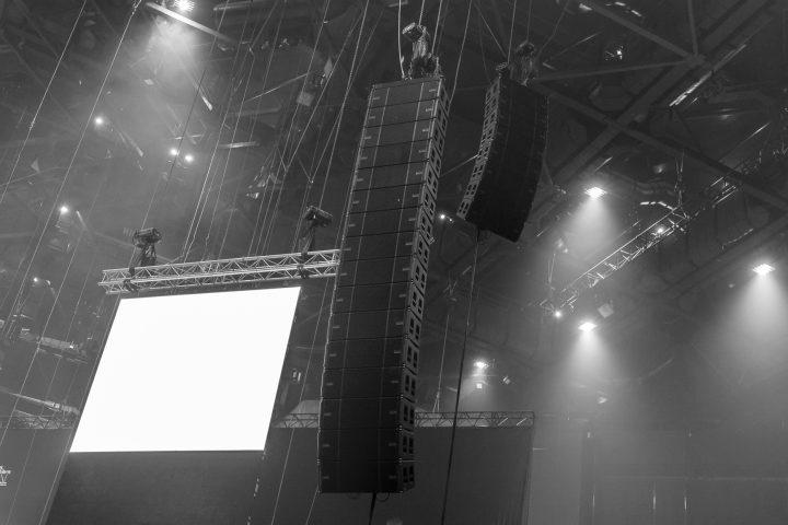 dBTechnologies AccorHotel Arena France VIO L212