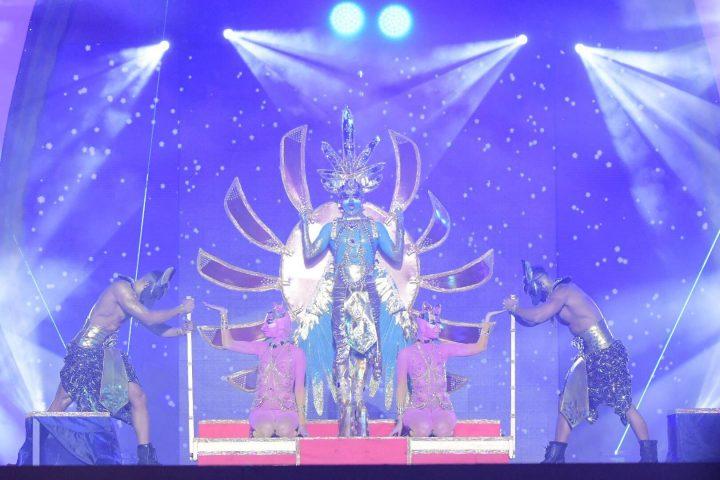 Claypaky Canary Islands Carnival Gala