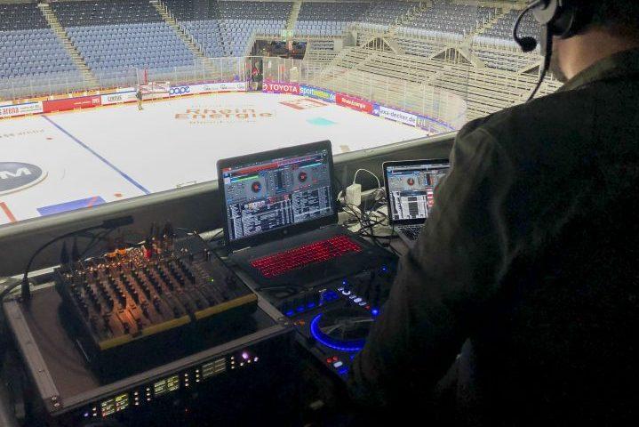 Riedel Lanxess Arena Artist