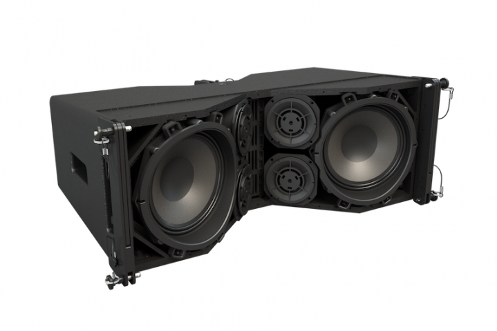 Martin Audio WPS Wavefront Precision Line Array Series