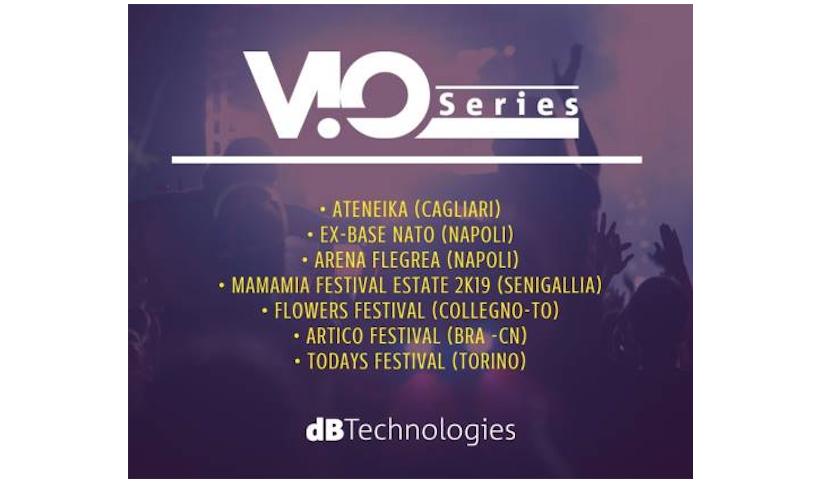 dBTechnologies Summer 2019