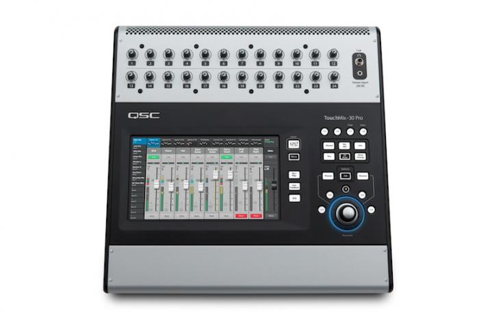 QSC TouchMix-30 Pro Firmware V2