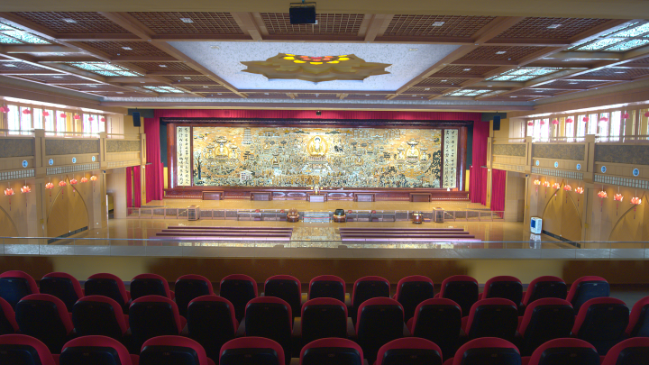 db audiotechnik Fo Guang Shan Temple, Malaysia Y-Series