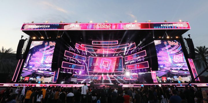 Robe MediaPro Middle East Investment