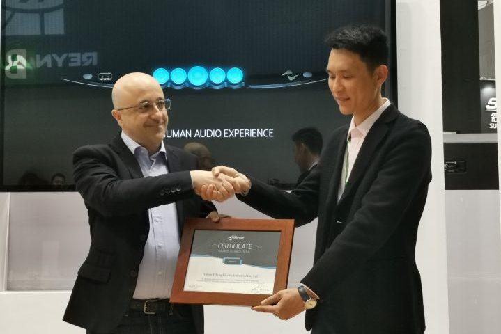 Powersoft Audio Reyn Audio Strategic Alliance