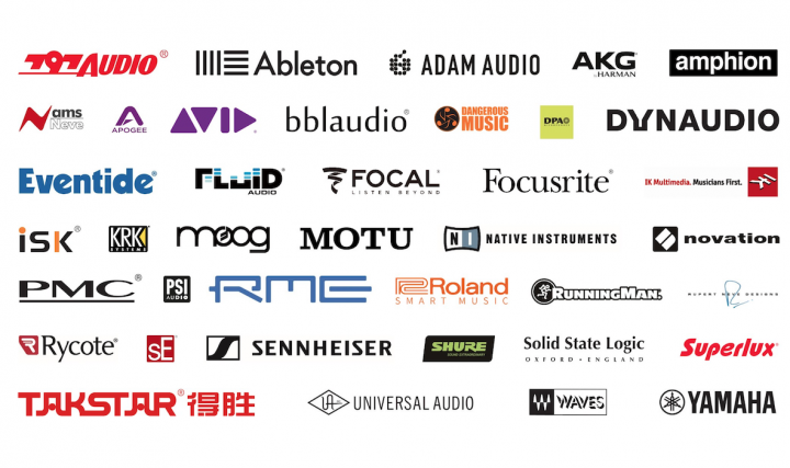 Prolight + Sound Shanghai 2019  Expanded IMSTA Audio Software Zone