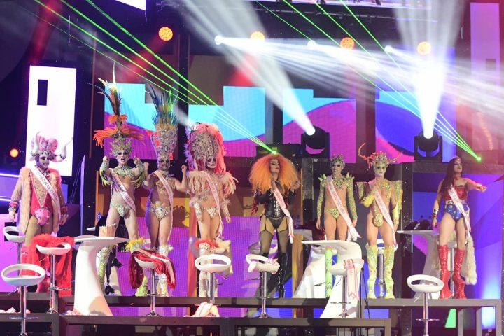 Ayrton Ghibli Las Palmas Carnival