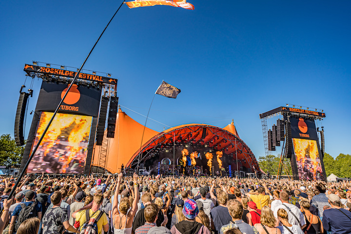 Roskilde Festival 2019 Meyer Sound