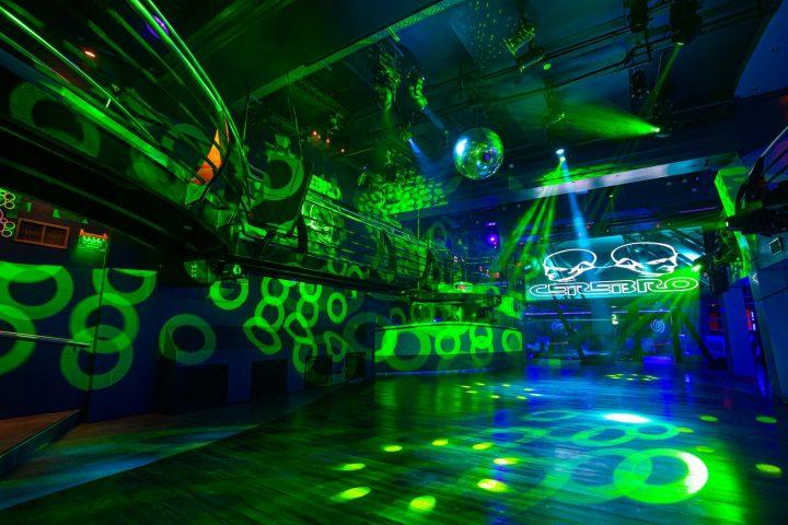 Claypaky Axcor 300 Cerebro Nightclub