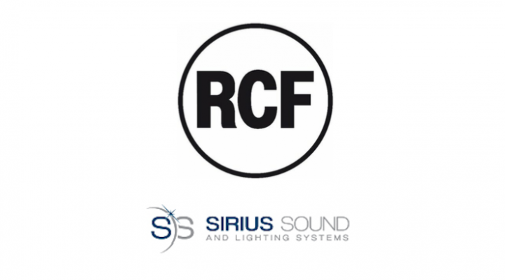 RCF Sirius Sound Distribution Greece