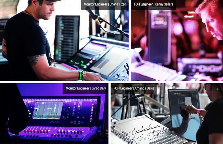 Waves Audio Plugins Lollapalooza 2019