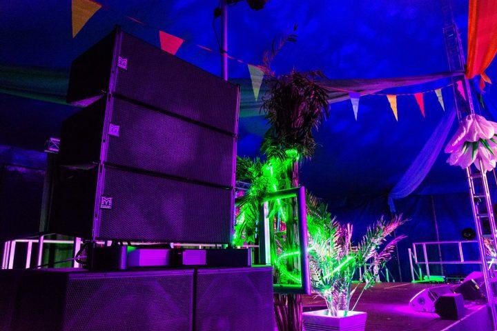 Martin Audio WPC Brighton Pride 2019