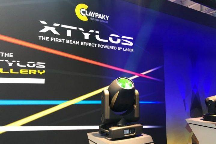 Claypaky PLASA 2019