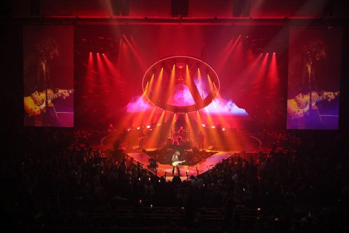 Claypaky Las Vegas Aerosmith Residency