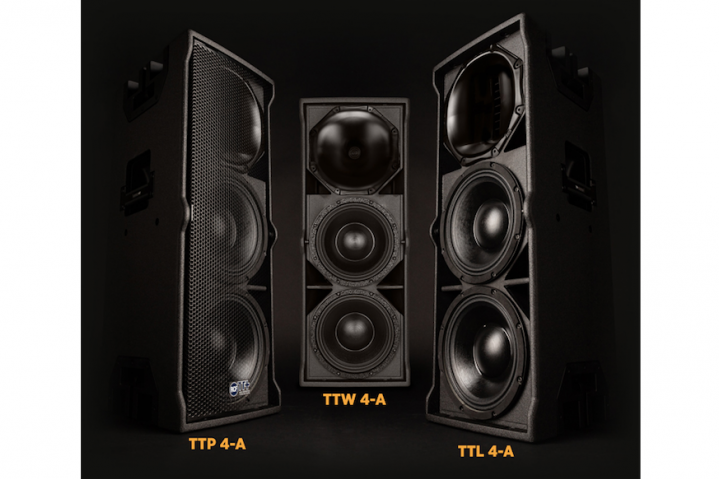 RCF TT 4 Series Now Shipping