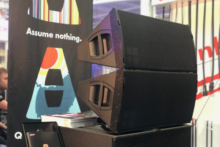 d and b audiotechnik PLASA 2019