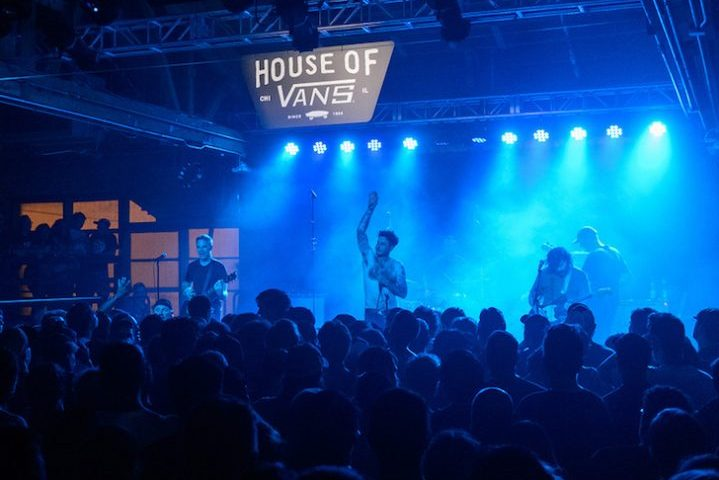 QSC House of Vans 2019