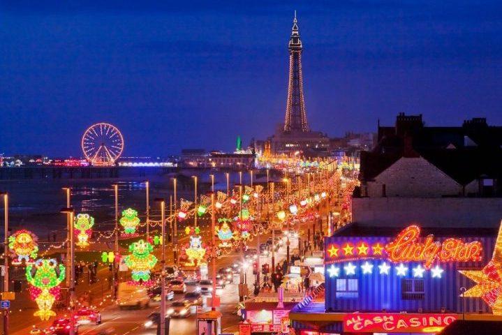 Elation Blackpool Illuminations 2019