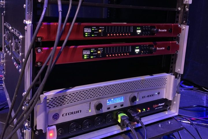 Fellowship Church Knoxville Focusrite
