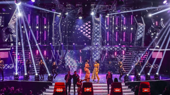 Robe The Voice South Africa 2019