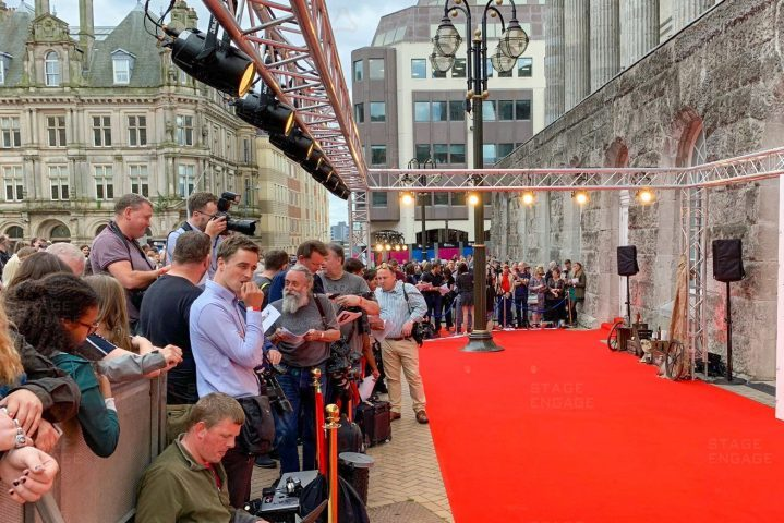 Stage Engage Luxibel Red Carpet