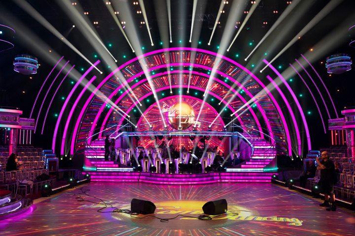 Strictly Come Dancing Signify Vari-Lite's VL1100 LED