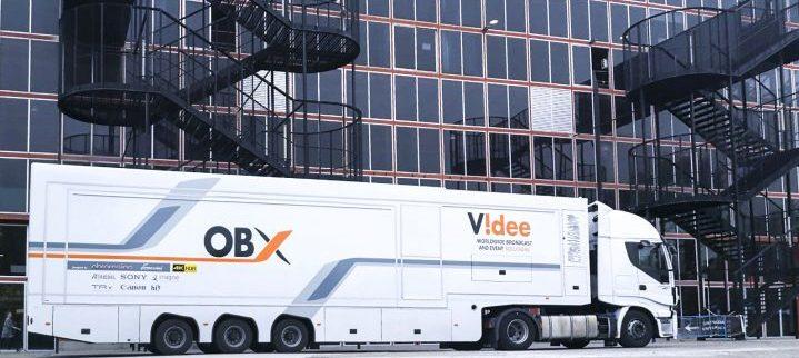 Riedel Videe Artist Bolero OB Van