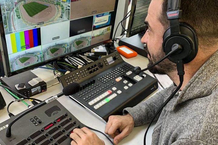 Riedel Communications Pan American ParaPan American Games