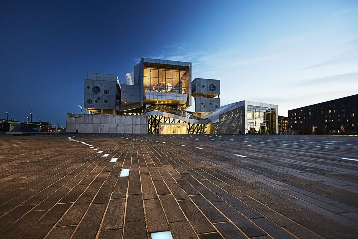 Robe Musikkens Hus Aalborg