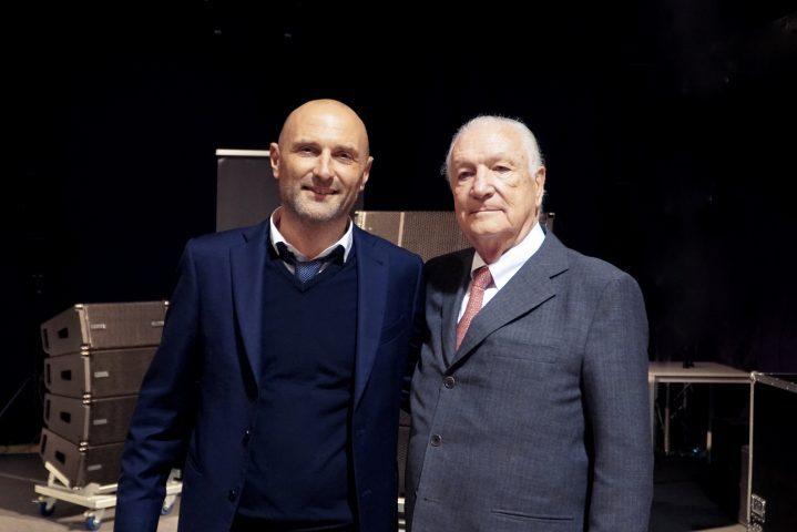 Giovanni Barbieri new General Manager dBTechnologies, Arturo Vicari