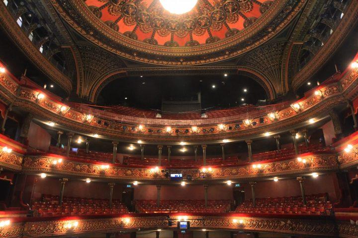 Leeds Grand Theatre QSC Q-SYS Audiologic