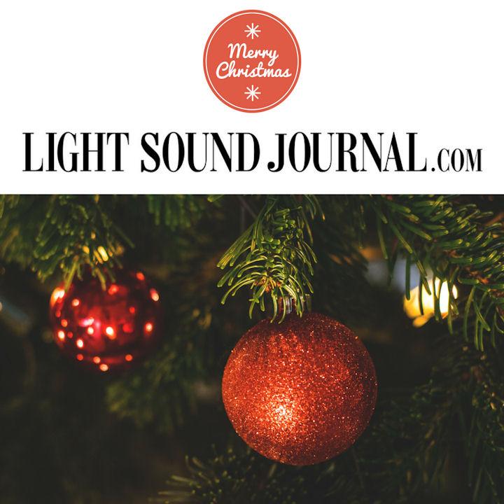LightSoundJournal Christmas Message 2019