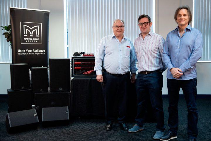 Focusrite Acquires Martin Audio