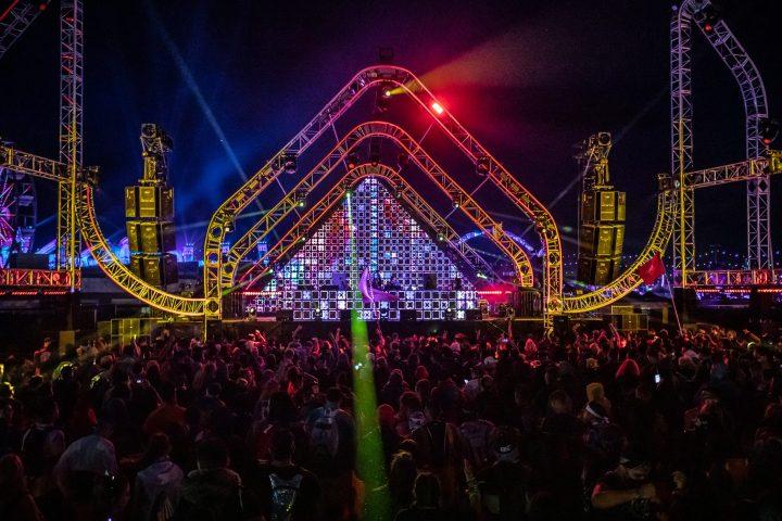 Pioneer Pro Audio Electric Daisy Festival 2019