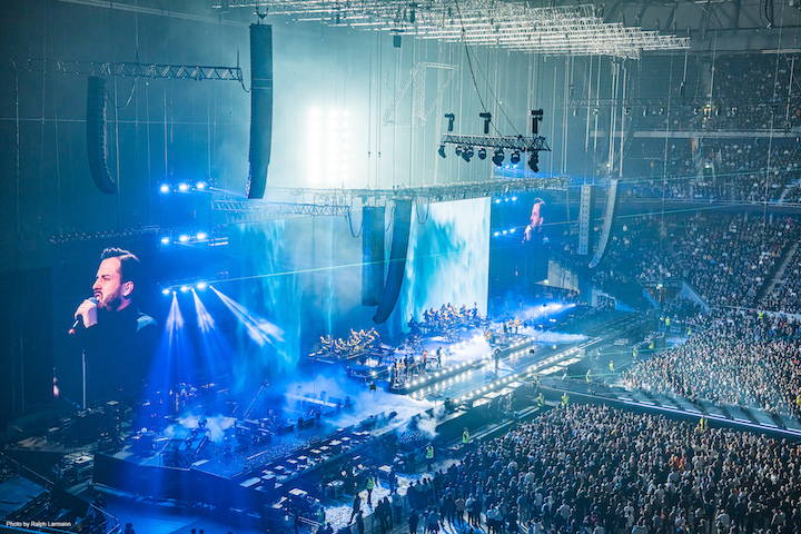 GLP Avicii Tribute Concert Stockholm