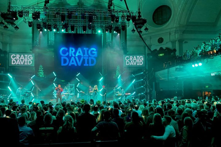 White Light Craig David BBC One New Years