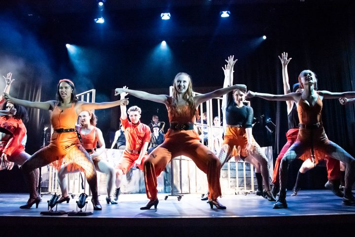 Robe T1 Chicago Cambridge Theatre Company The Leys School