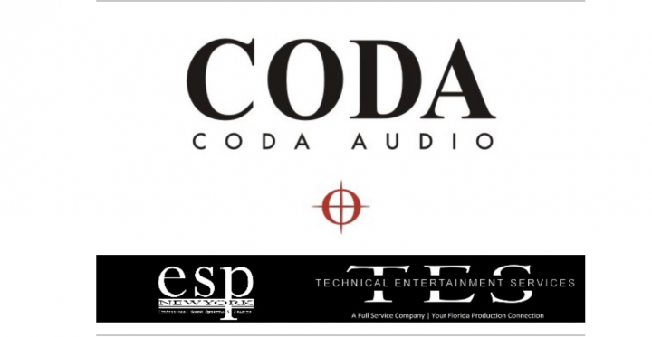CODA Audio TES esp Investment