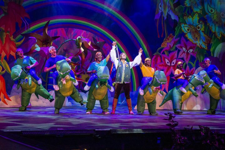 Claypaky Jack and the Beanstalk DWR Distribution South Africa Panto