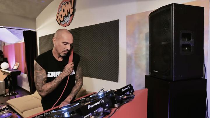 Pioneer Pro Audio David Morales XPRS Series