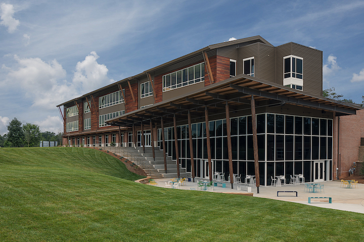 Mount Vernon School Attero Tech QSC