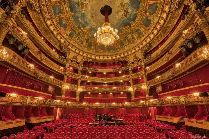 Riedel De Munt Theatre Belgium Bolero Théâtre Royal de la Monnaie