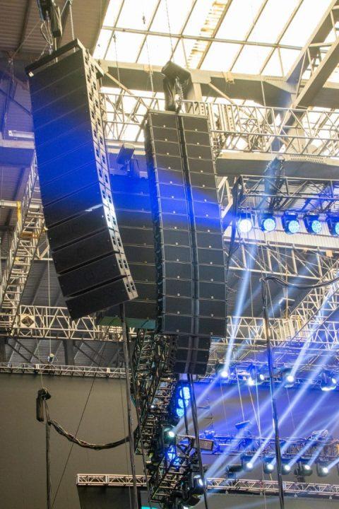 L-Acoustics K2 Fiestas de Octubre