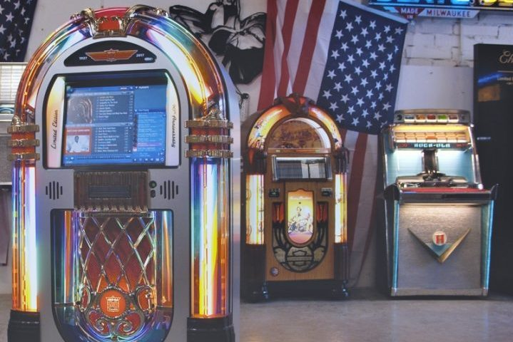 QSC Rock Ola Jukeboxes